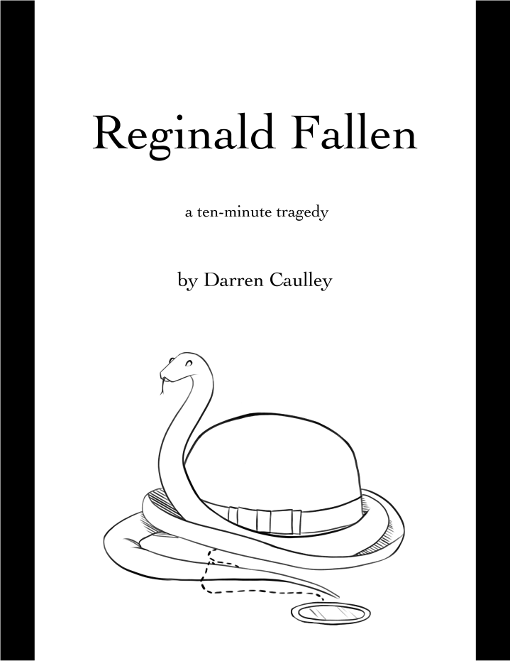 Reginald Fallen Cover