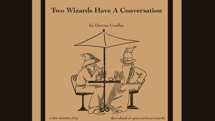 Two Wizards cover